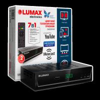 Цифровой эфирный приемник Lumax DV3201HD
