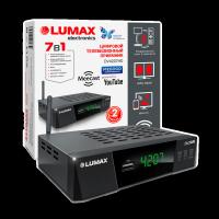 Цифровой эфирный приемник Lumax DV4207HD