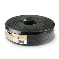 Кабель коаксиальный RG-6SAT-Optima высокого качества CADENA черный (100м)