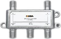 Делитель 4 выхода 5-2400 Мгц CADENA