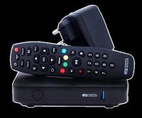"""Телевизионный IP-приемник """"Триколор"""" GS C593 4k Android"""