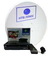 Комплект спутникового телевидения НТВ плюс HD с приемником NTV-PLUS 1 HD VA PVR